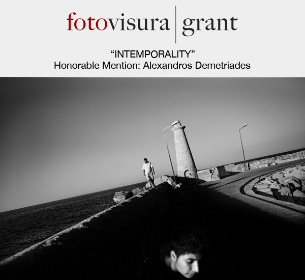 UnFrame Photographer Demetriades gets the honorable mention in Fotovisura grant