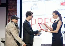 UnFrame Photographer Mstyslav Chernov awarded the PressVanie 8th